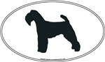 Welsh Terrier Silhouette
