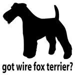 Got Wire Fox Terrier?