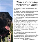 Black Lab Rules
