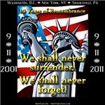 9-11 Ten Year Anniversary