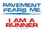 Pavement Fears Me