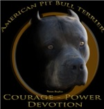 Courage power devotion design
