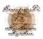 Semper Fi My Marine My Hero
