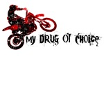 Mororcycle, my drug of choice. Clothing, gifts.