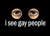 I See Gays