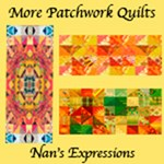 Colorful Patchwork Quilts