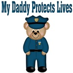 My Daddy Protects Lives (Policeman)