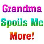 Grandma Spoils Me Gifts