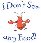 I don't see any food! (PETA)