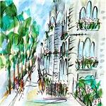 Avenue Montaigne, Paris