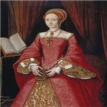 Young Princess Elizabeth