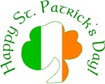 Click Here For Irish Tricolor Shamrock