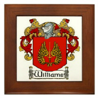 Williams Coat of Arms & More!