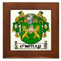 Reilly & O'Reilly Coat of Arms & More!