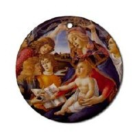 Medieval/Renaissance Ornaments (Round & Oval)