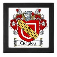 Quigley Coat of Arms