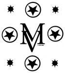 Big MV monogram