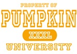 Pumpkin University Halloween T-Shirts