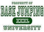 Base Jumping University T-Shirts