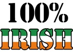 100 Percent Irish T-Shirts