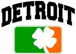 Detroit Shamrock T-Shirts