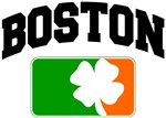 Boston Shamrock T-Shirts