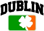 Dublin Shamrock v2 T-Shirts