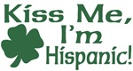 Kiss Me I'm Hispanic T-Shirts