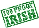 100 Proof Irish T-Shirts