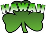 Hawaii Shamrock T-Shirts