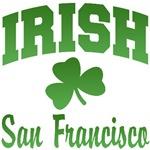San Francisco Irish T-Shirts
