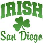 San Diego Irish T-Shirts