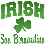 San Benardino Irish T-Shirts