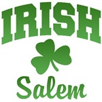 Salem Irish T-Shirts