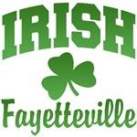 Fayetteville Irish T-Shirt