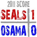 SEALs 1 Osama 0 T-Shirts