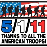 5/1/11 Thanks to the Troops T-Shirts