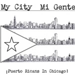 Puerto Ricans In Chicago (b&w)