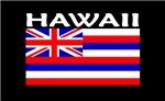 Hawaii Flag (Dark)