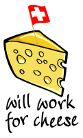 Work for Cheese