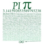 Only a true math geek would wear a Pi to Infinity design.  Whether you need a quick reminder or you are looking for a laugh from intelligent people, this Pi to Infinity design is the perfect gift idea.  