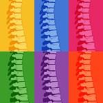 Spine Pop Art