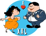 I Love XXLarge