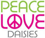Peace Love Daisies
