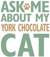 York Chocolate Cat Lover Gifts