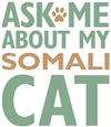 Somali Cat Gifts
