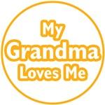 My Grandma Loves Me