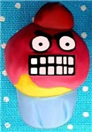 The Angry Cupcake