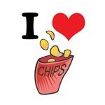 I Heart (Love) Potato Chips