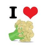 I Heart (Love) Cauliflower